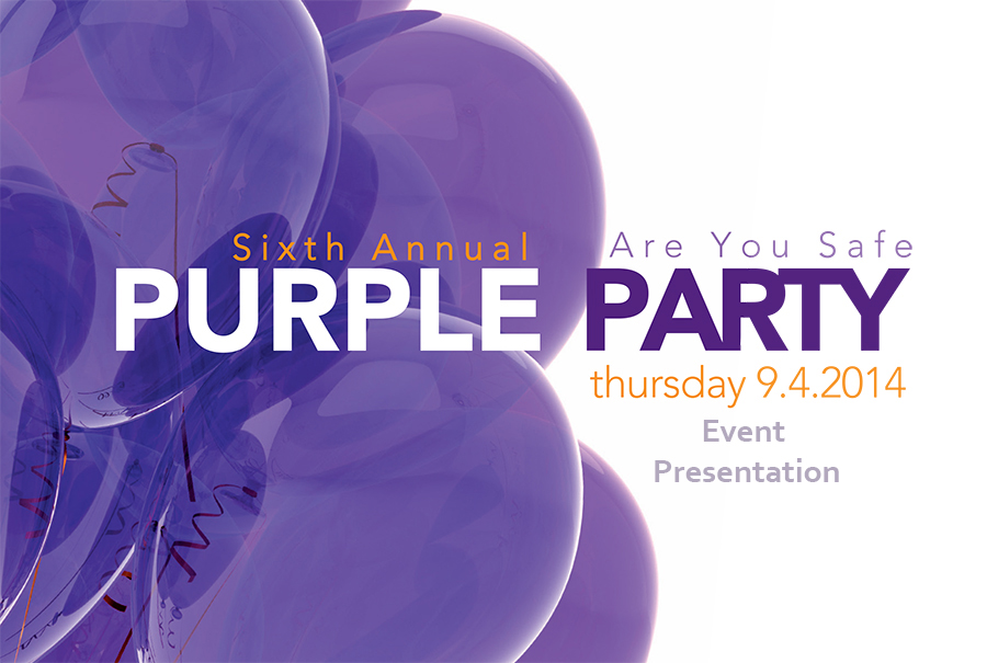 2014 Purple Party - Event Presentation